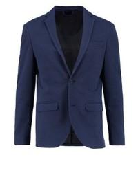 Jack & Jones Jprzander Slim Fit Suit Jacket Dark Navy