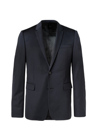 Berluti Navy Wool Suit Jacket