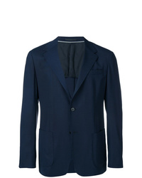 Z Zegna Patch Pocket Blazer
