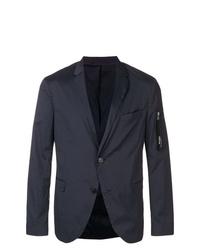 Neil Barrett Slim Fit Blazer With A Sleeve Pocket