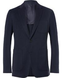 Slim fit cashmere blazer medium 1194636