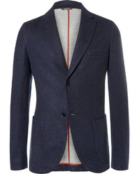 Loro Piana Slim Fit Cashmere Blend Blazer