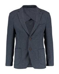 Esprit Suit Jacket Grey Blue