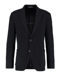 Esprit Washed Jersey Suit Jacket Ink