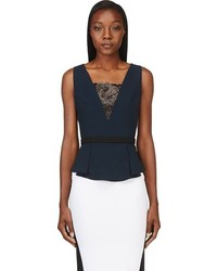 Navy blouse original 11349479