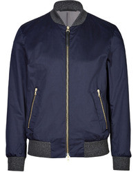 Navy bomber jacket original 3655991