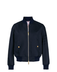 Thom Browne 4 Bar Sa Stripe Blouson Jacket