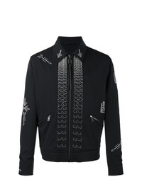 Lanvin Arrow Stitch Jacket