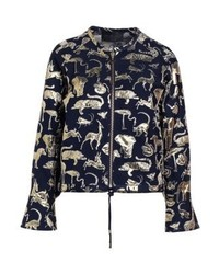 Giulia animaux summer jacket night medium 4271364