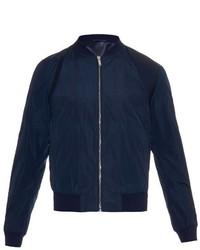 Alexander McQueen Harness Bomber Jacket
