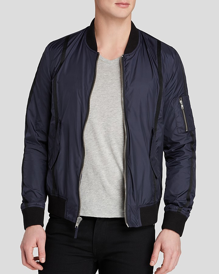 BLK DNM Jacket 54 Nylon Bomber | Where to buy & how to wear