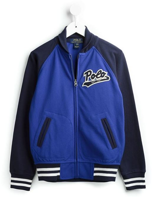 Ralph Lauren Kids Bomber Jacket