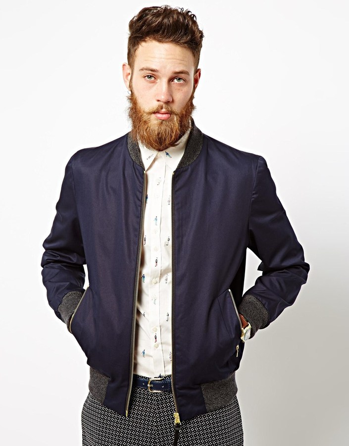 What To Wear With A Bomber Jacket Men - My Jacket