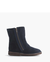 J.Crew Girls Zip Chalet Boots