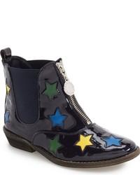 Stella McCartney Toddler Girls Kids Circus Zip Up Chelsea Boot