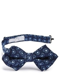 Nordstrom Paisley Silk Bow Tie