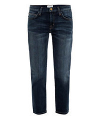 Current/Elliott The Boyfriend Low Rise Jeans