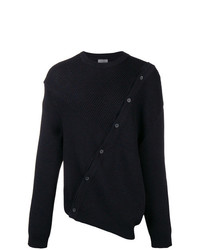 Lanvin Buttons Knit Sweater