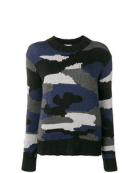 P.A.R.O.S.H. Camouflage Sweater