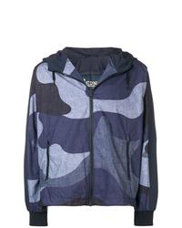 Herno Camouflage Print Jacket