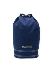 Jacquemus Large Drawstring Backpack