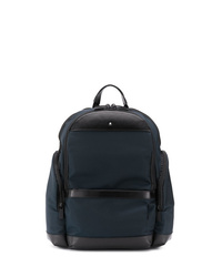 Montblanc Mixed Fabric Backpack