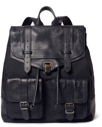 Ps1 xl canvas and leather backpack medium 328997
