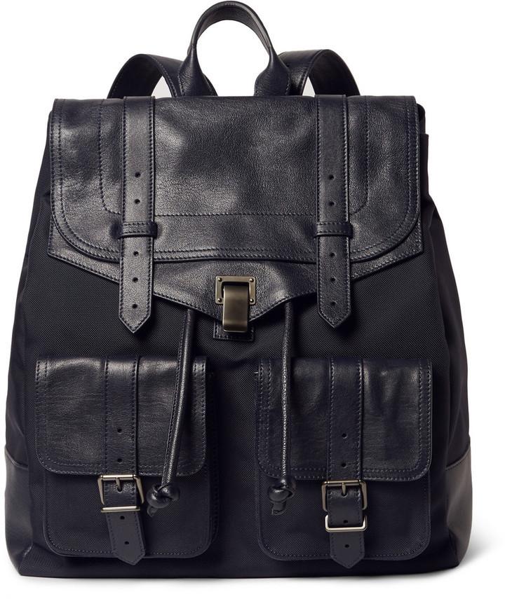 PS1+ leather backpack Proenza Schouler YbmcvZ