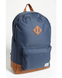 Supply co heritage backpack blue medium 446717