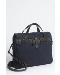 Filson Original Twill Briefcase Navy One Size