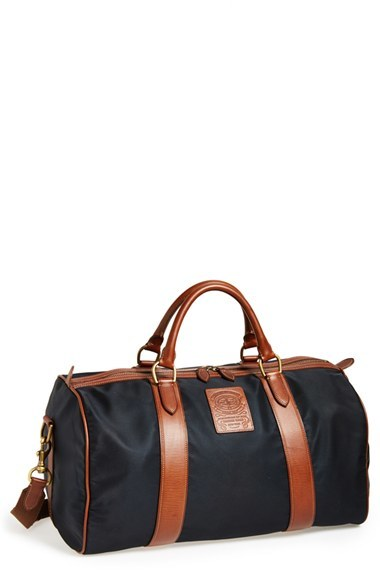 f9108d3354a Polo Ralph Lauren Nylon Leather Duffel Bag, £307   Nordstrom ...
