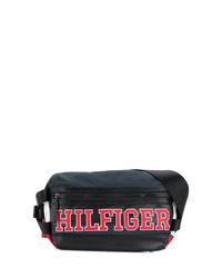 Tommy Hilfiger Contrast Logo Belt Bag