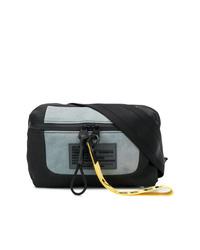 Diesel Denim And Leather Belt Bag