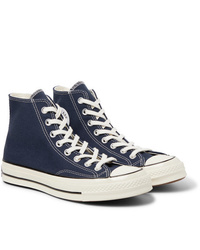 Converse Chuck 70 Canvas High Top Sneakers