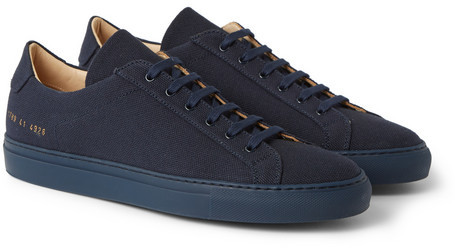 9b84709843048 ... Common Projects Achilles Canvas Sneakers ...