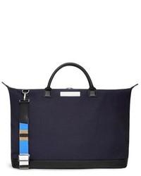 WANT Les Essentiels De La Vie Hartsfield Travel Tote Bag Blue