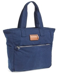 Marc by Marc Jacobs Take Us Homme Square Canvas Tote