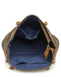 United By Blue Cameron Organic Waxed Canvas Tote