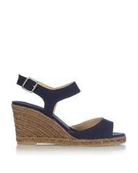 Castaner Castaer Benic Open Toe Espadrille Wedge Sandals