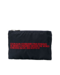Calvin Klein 205W39nyc Branded Small Pouch