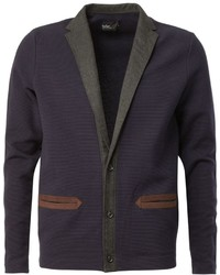 Kolor Notched Lapels Cardigan