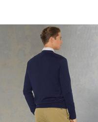 Polo Ralph Lauren Pima Cotton V Neck Cardigan