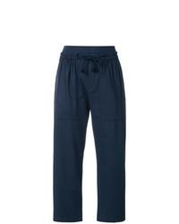 Navy Cargo Pants