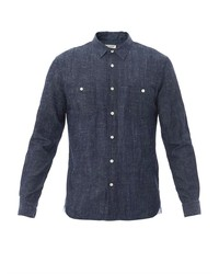 Levi's Made & Crafted Dark Chambray Shirt