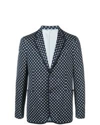 Gucci Check Print Blazer Jacket