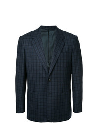 Gieves & Hawkes Checked Blazer