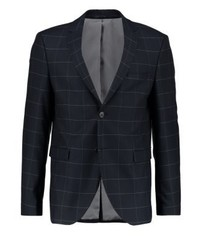Jack & Jones Jprwind Slim Fit Suit Jacket Dark Navy