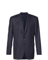 Brioni Tailoring Detail Single Breasted Jacket