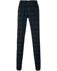 Checked chinos medium 741449