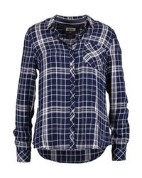 Tommy Hilfiger Basic Check Shirt Blue